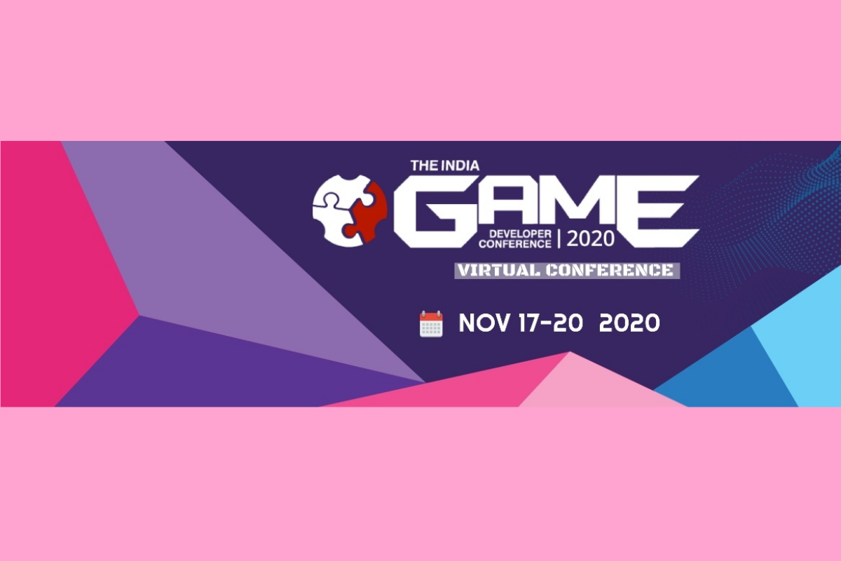 the-india-game-developers-conference-2020-goes-virtual,-with-free-access-to-all-events,-opens-on-17-20th-november-2020