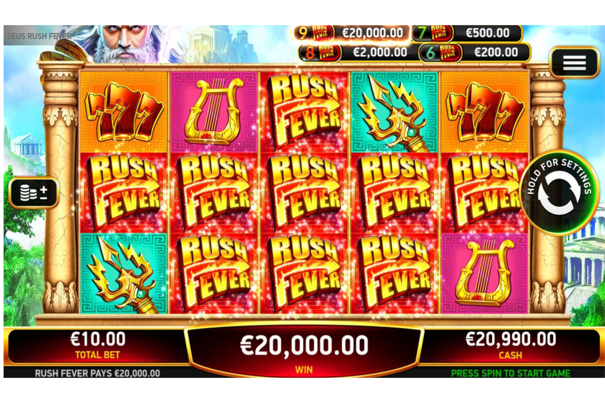 rubyplay-launches-new-video-slot-zeus-rush-fever