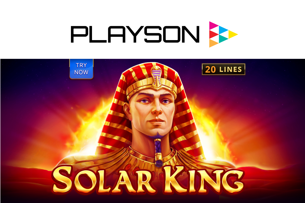 playson-hails-new-ruler-in-latest-release-solar-king