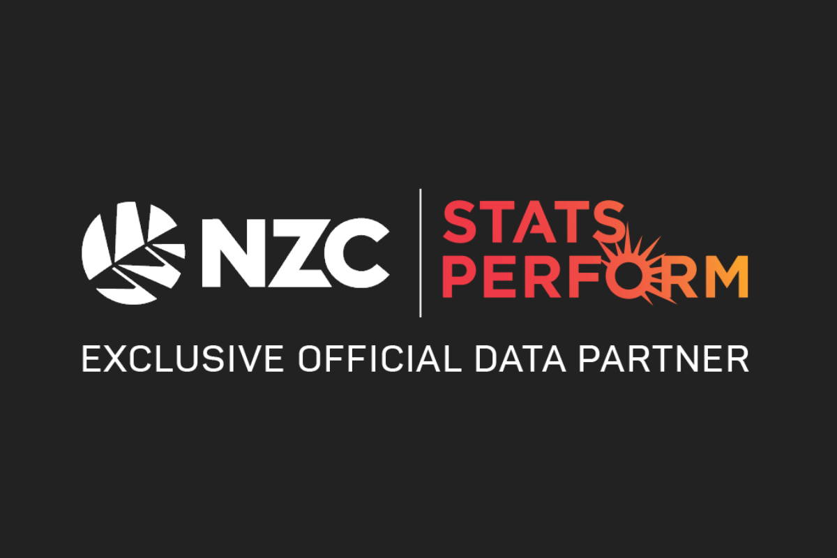 new-zealand-cricket-selects-stats-perform's-opta-as-exclusive-official-data-partner