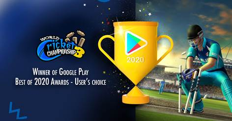 google-play-best-of-2020-awards'-declares-world-cricket-championship-3-as-winner