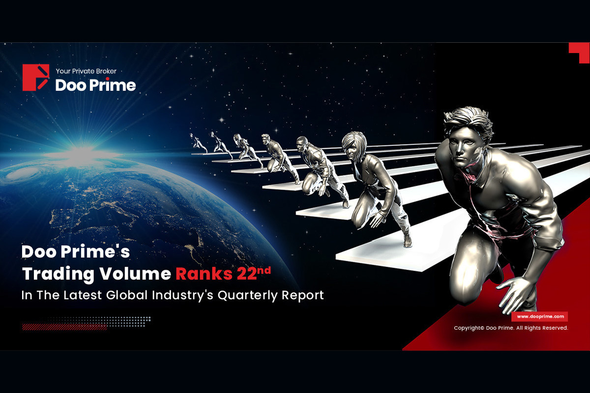 doo-prime's-trading-volume-ranks-22nd-in-the-latest-global-industry's-quarterly-report