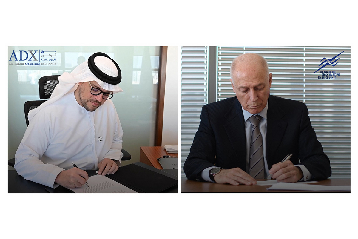 abu-dhabi-securities-exchange-and-the-tel-aviv-stock-exchanges-sign-memorandum-of-understanding