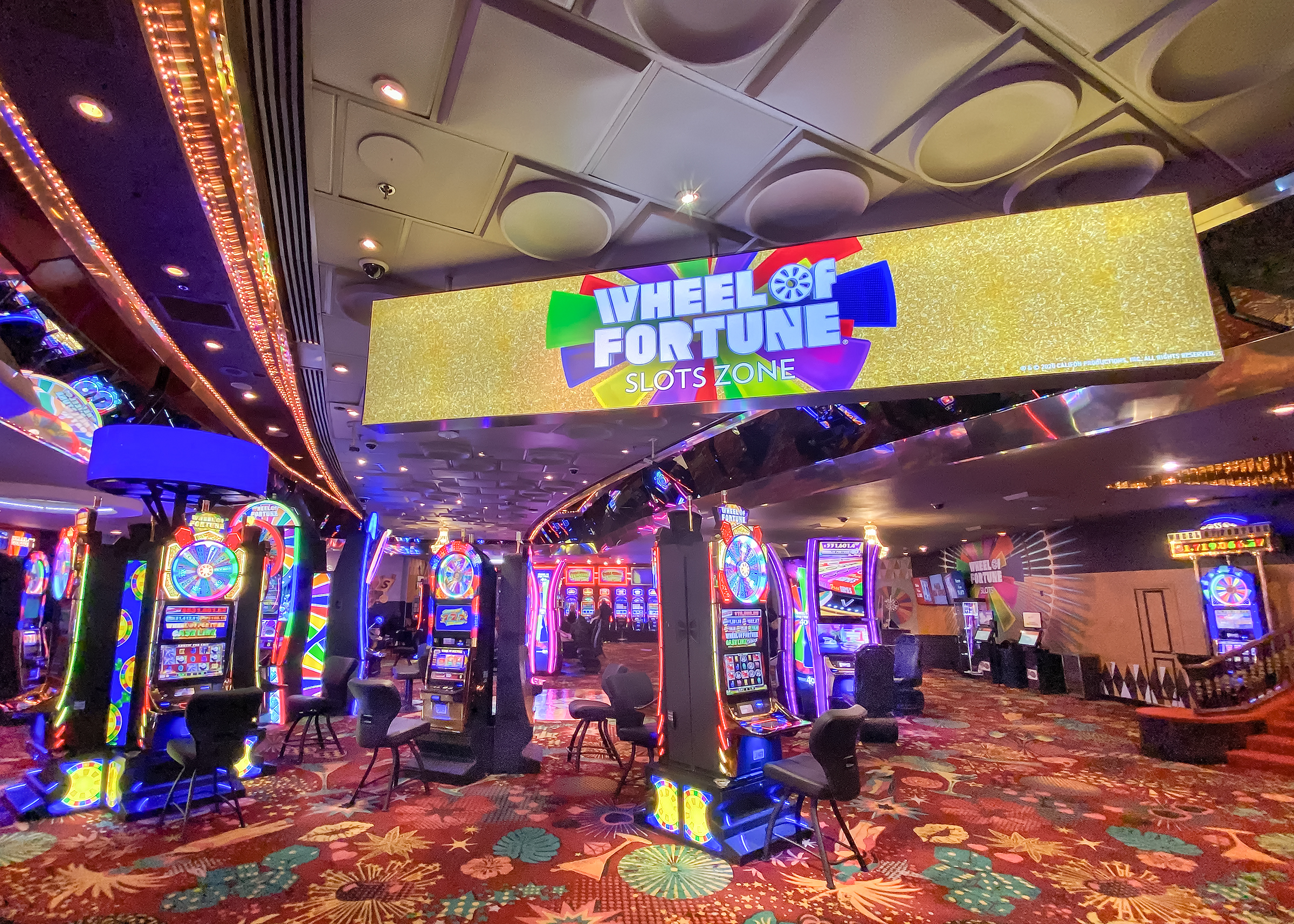 igt-and-the-plaza-hotel-&-casino-celebrate-life-changing-jackpots-with-las-vegas'-exclusive-wheel-of-fortune-slots-zone
