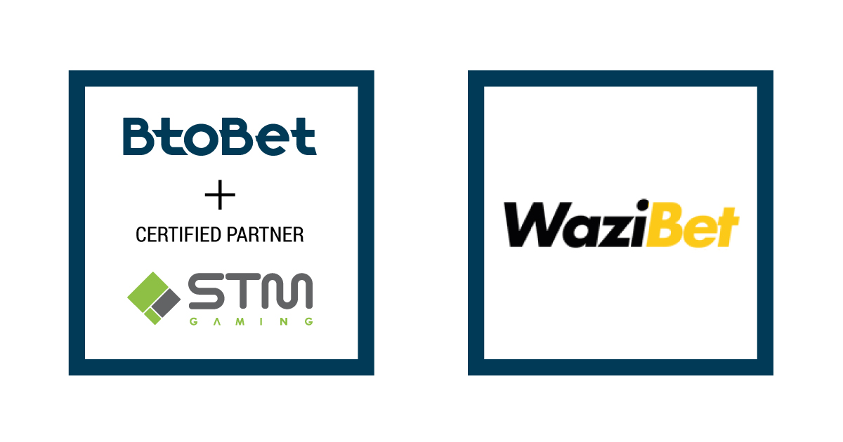 btobet-and-stm-gaming-sign-agreement-with-wazibet