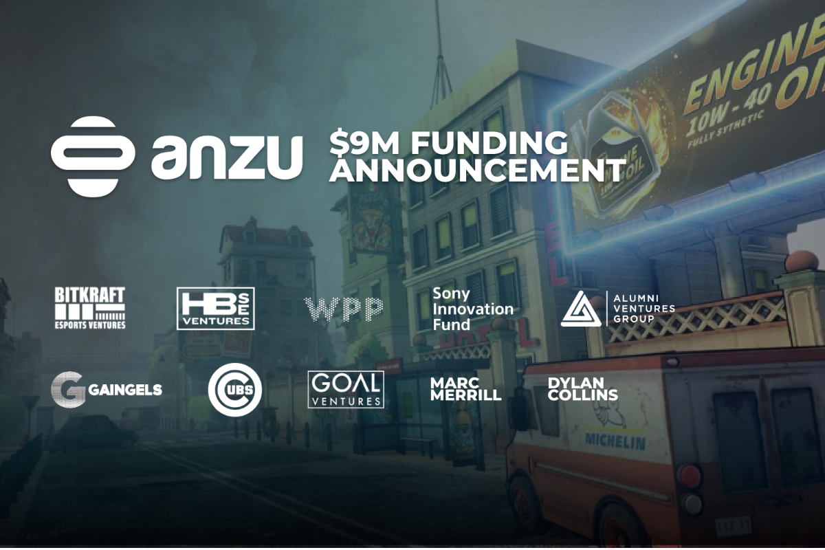 anzu.io-raises-$9-million-to-fuel-expansion-of-the-world's-most-advanced-in-game-advertising-platform