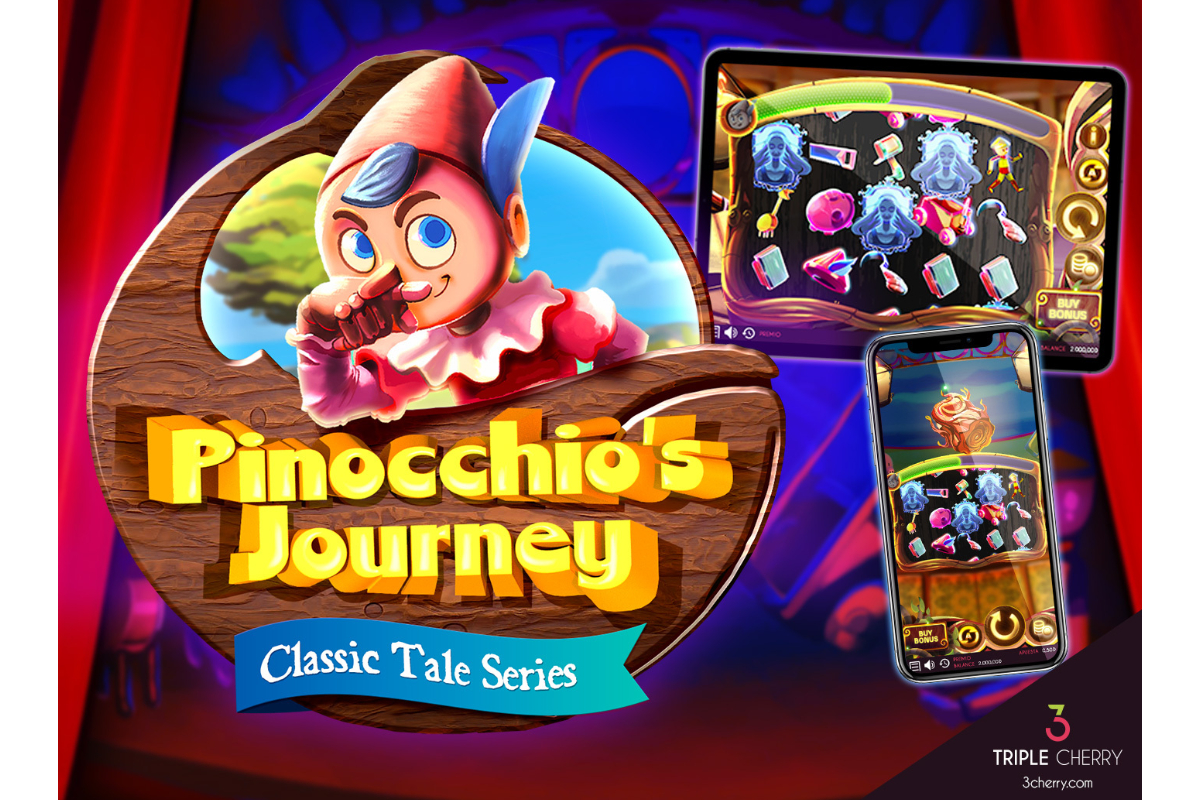 pinocchio's-journey,-the-latest-release-from-triple-cherry