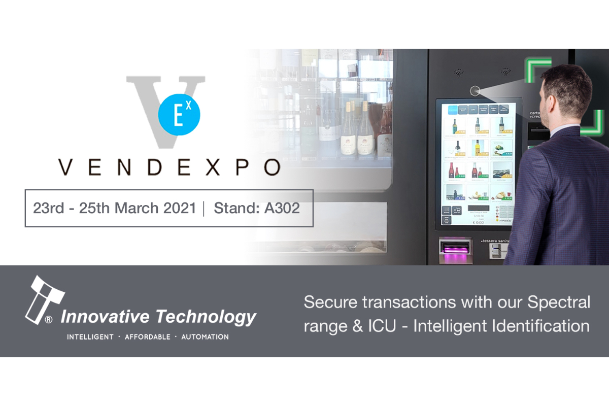 itl-set-to-showcase-latest-recyclers-and-facial-recognition-at-russia's-vendexpo