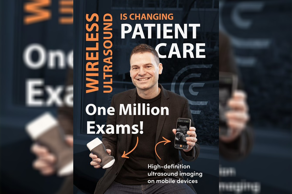clarius-ultrasound-users-surpass-one-million-high-definition-ultrasound-exams