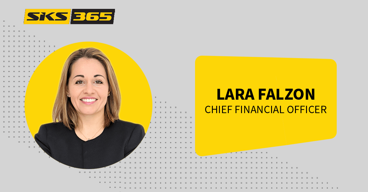 sks365:-lara-falzon-named-new-chief-financial-officer