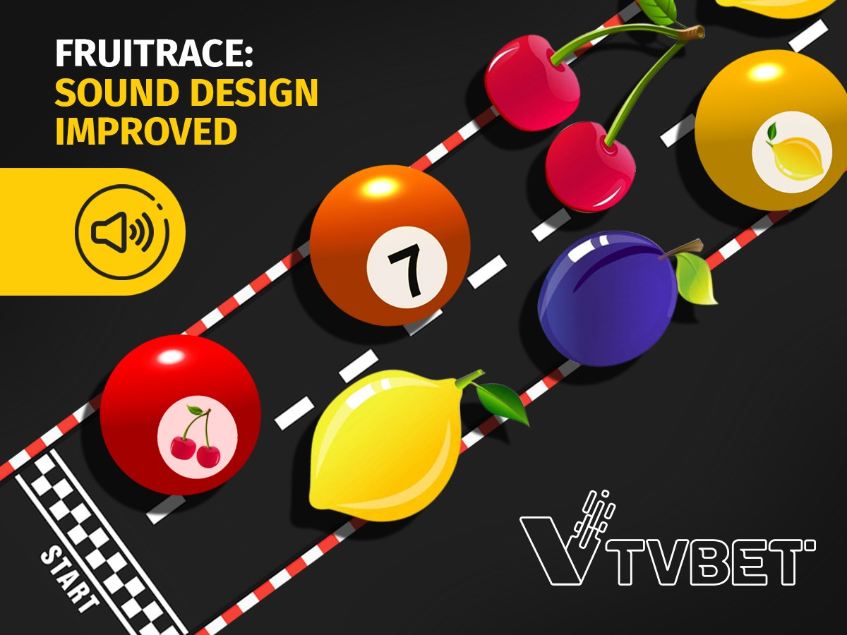 tvbet-improves-the-sound-design-of-its-popular-fruitrace-live-game