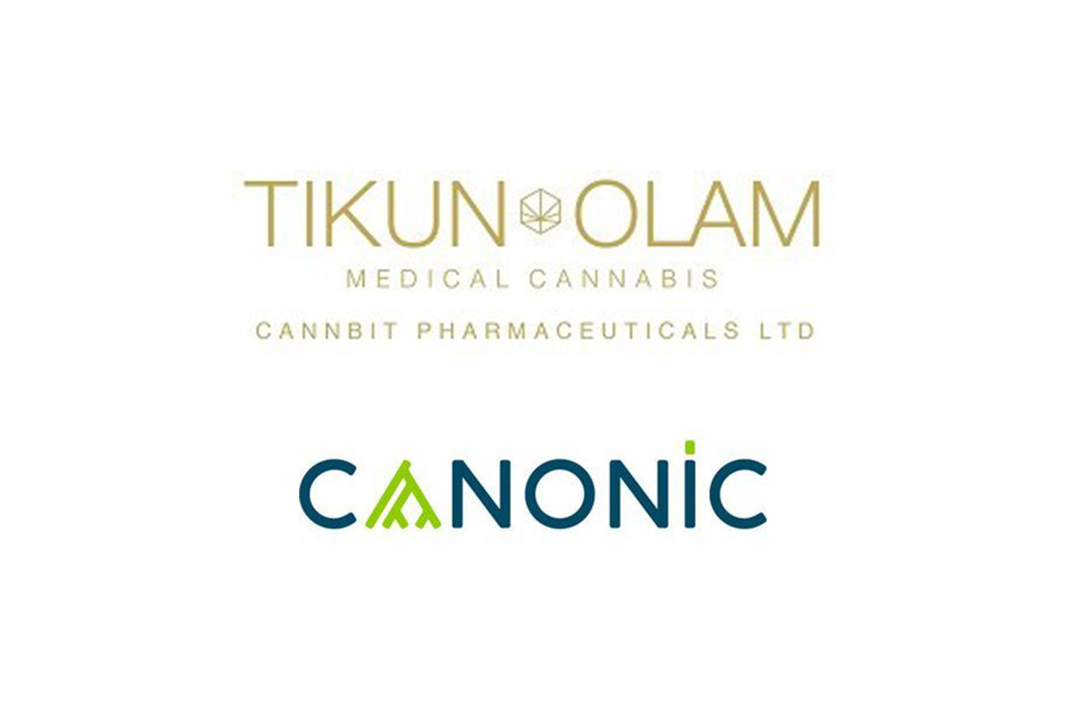 canonic-of-evogene-group-and-tikun-olam-(israel)-cannbit,-sign-production-and-distribution-agreements-for-canonic-products-in-israel