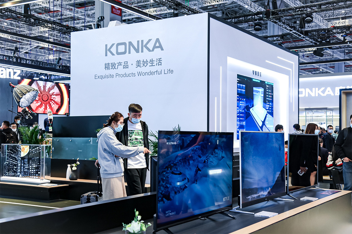 konka-group-reports-125%-net-profit-surge-in-2020,-pushing-further-into-optoelectronics