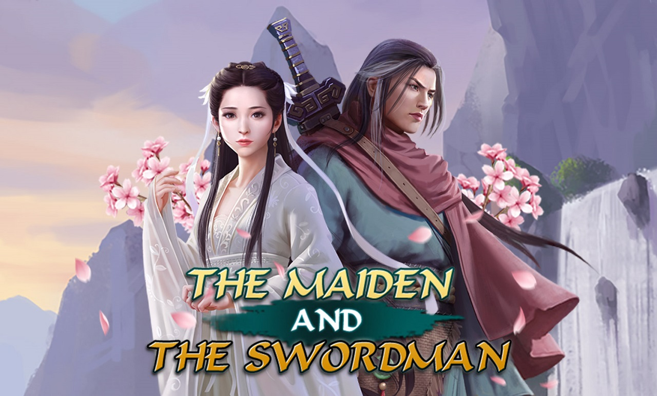 onetouch-and-bwg-launch-epic-quest-for-lost-love-in-the-maiden-&-the-swordman