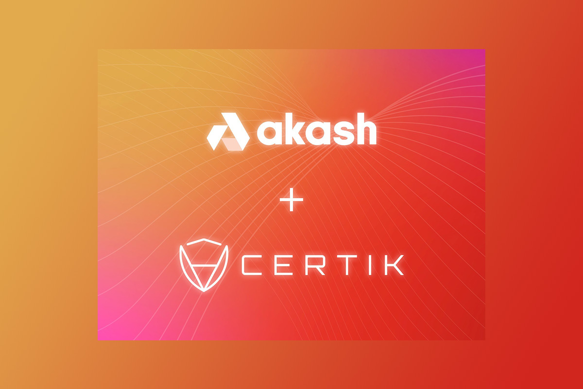 akash-network,-the-first-open-source-cloud,-partners-with-certik,-the-blockchain-cybersecurity-leader