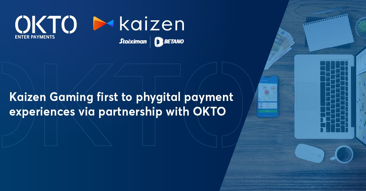 kaizen-gaming-partners-with-okto