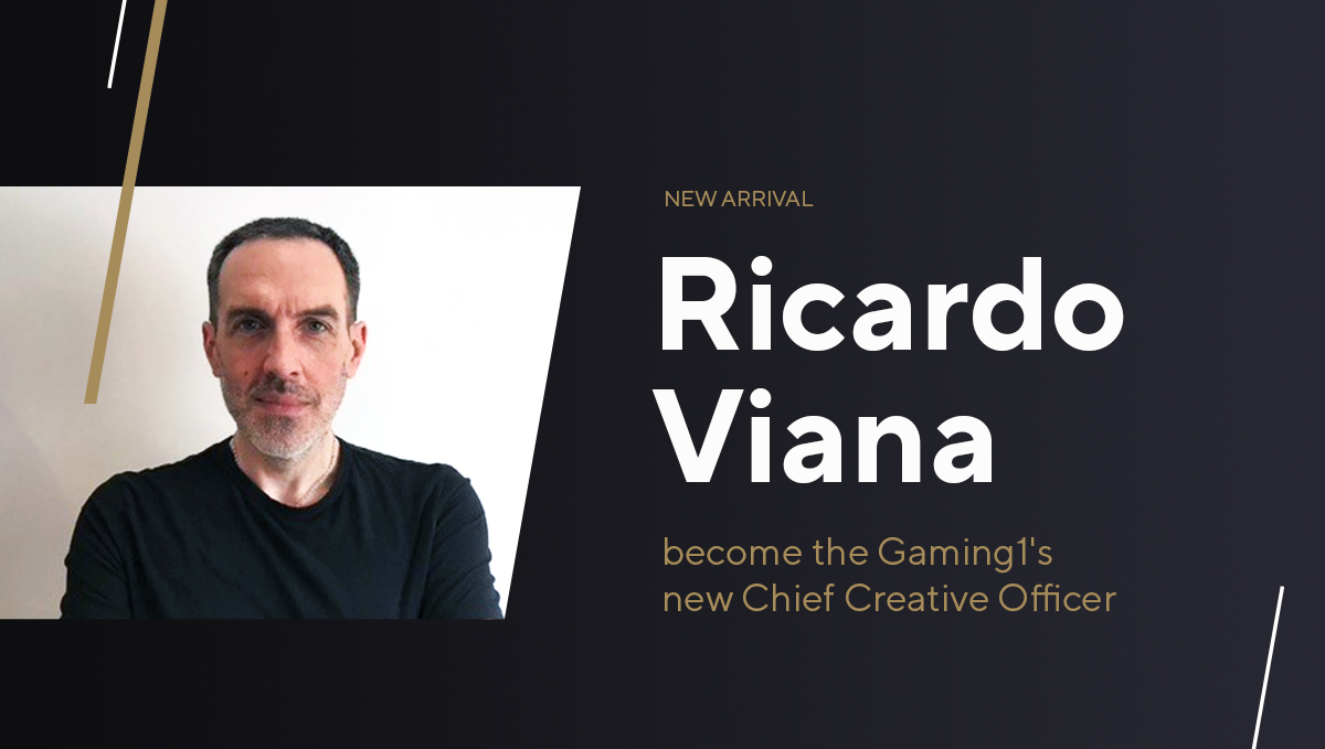gaming1-hires-ricardo-viana-as-chief-creative-officer