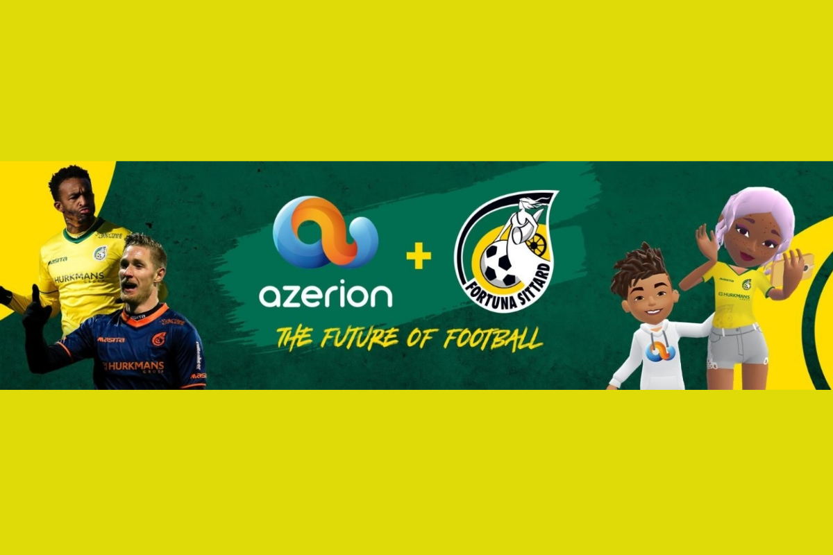azerion-and-fortuna-sittard-join-forces-to-create-the-future-of-digital-football
