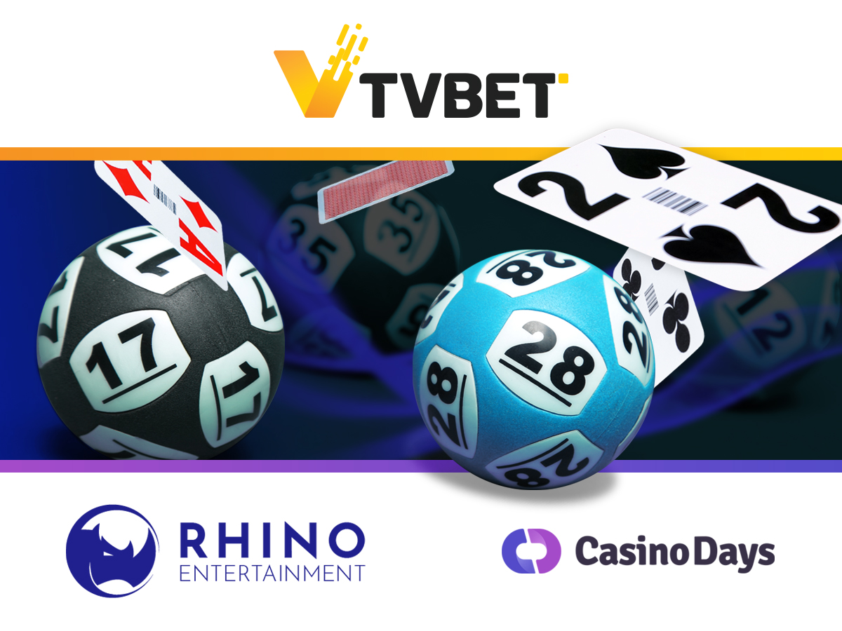 tvbet-is-inking-a-deal-with-rhino-entertainment-ltd-and-its-casino-days-brand
