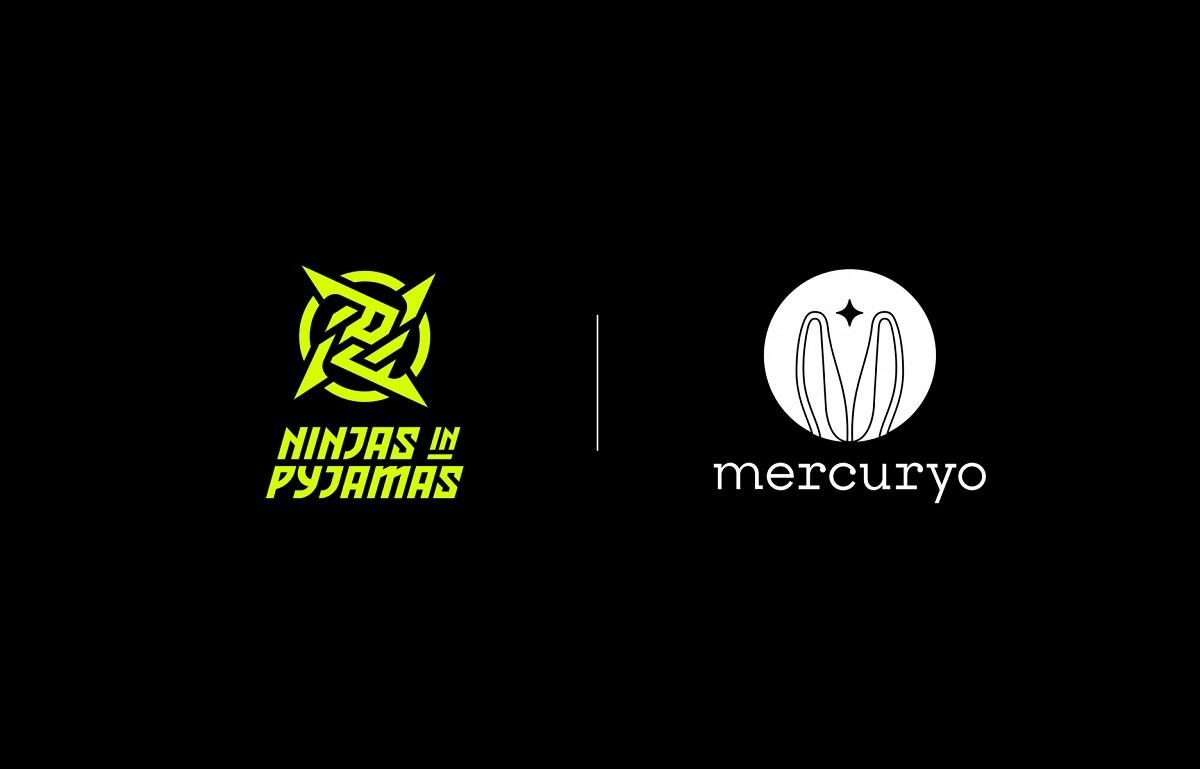 ninjas-in-pyjamas-and-mercuryo-partner-up-to-put-a-spotlight-on-cryptocurrency