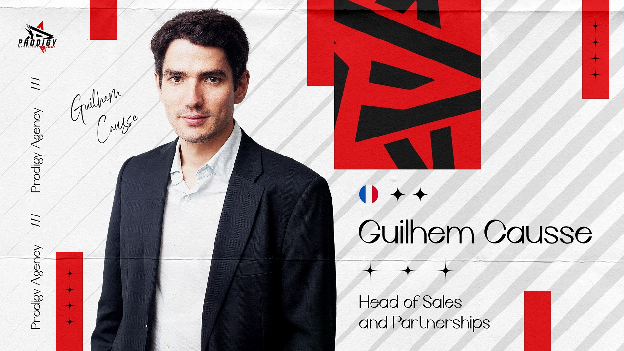guilhem-causse-(former-infront-x-&-aso.)-joins-prodigy-agency-as-head-of-sales-&-partnerships