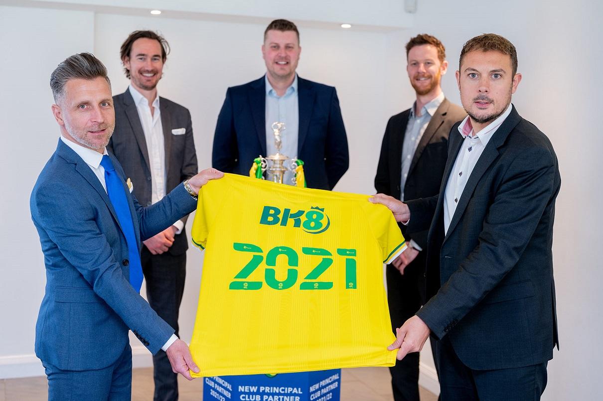 norwich-city-announce-bk8-sports-as-new-principal-club-partner