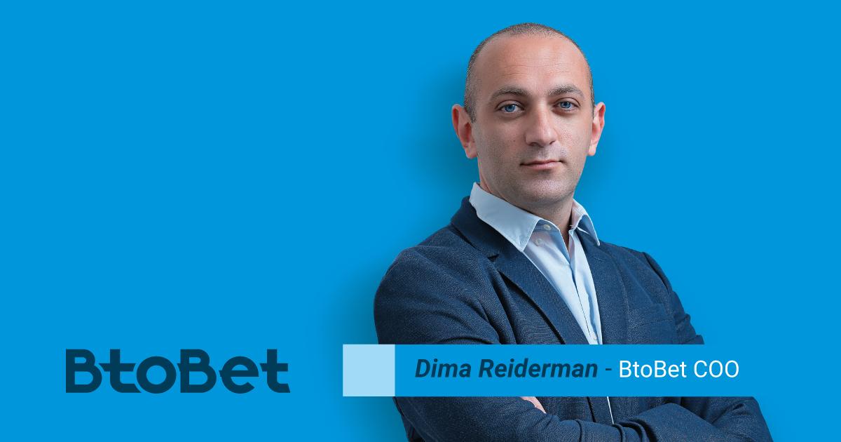 btobet's-coo-dima-reiderman-highlights-importance-of-ml-technology-in-sports-betting