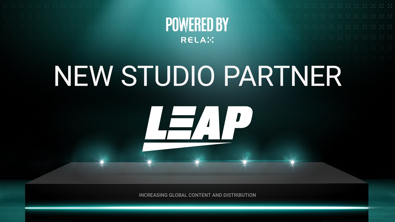 relax-gaming-signs-leap-gaming-as-latest-studio-partner