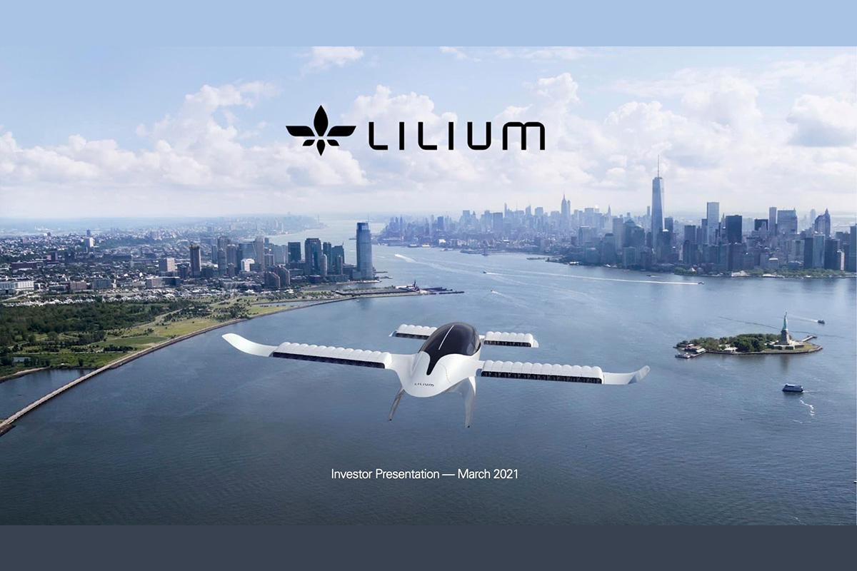 lilium-holds-analyst-day,-announcing-former-airbus-ceo-dr.-thomas-enders-will-serve-as-chairman-of-the-board-following-business-combination-with-qell