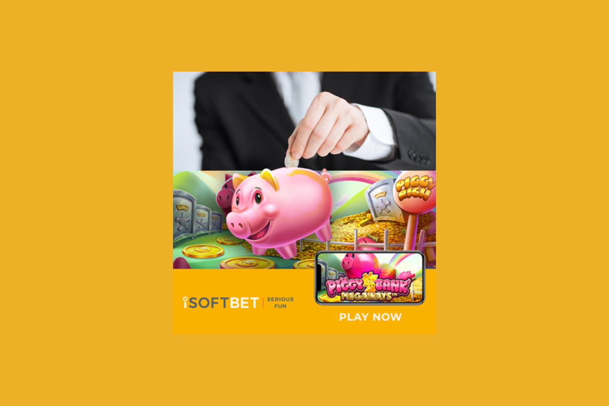 isoftbet-&-betsson-group-launch-piggy-bank-megaways-in-unique-custom-game-collaboration