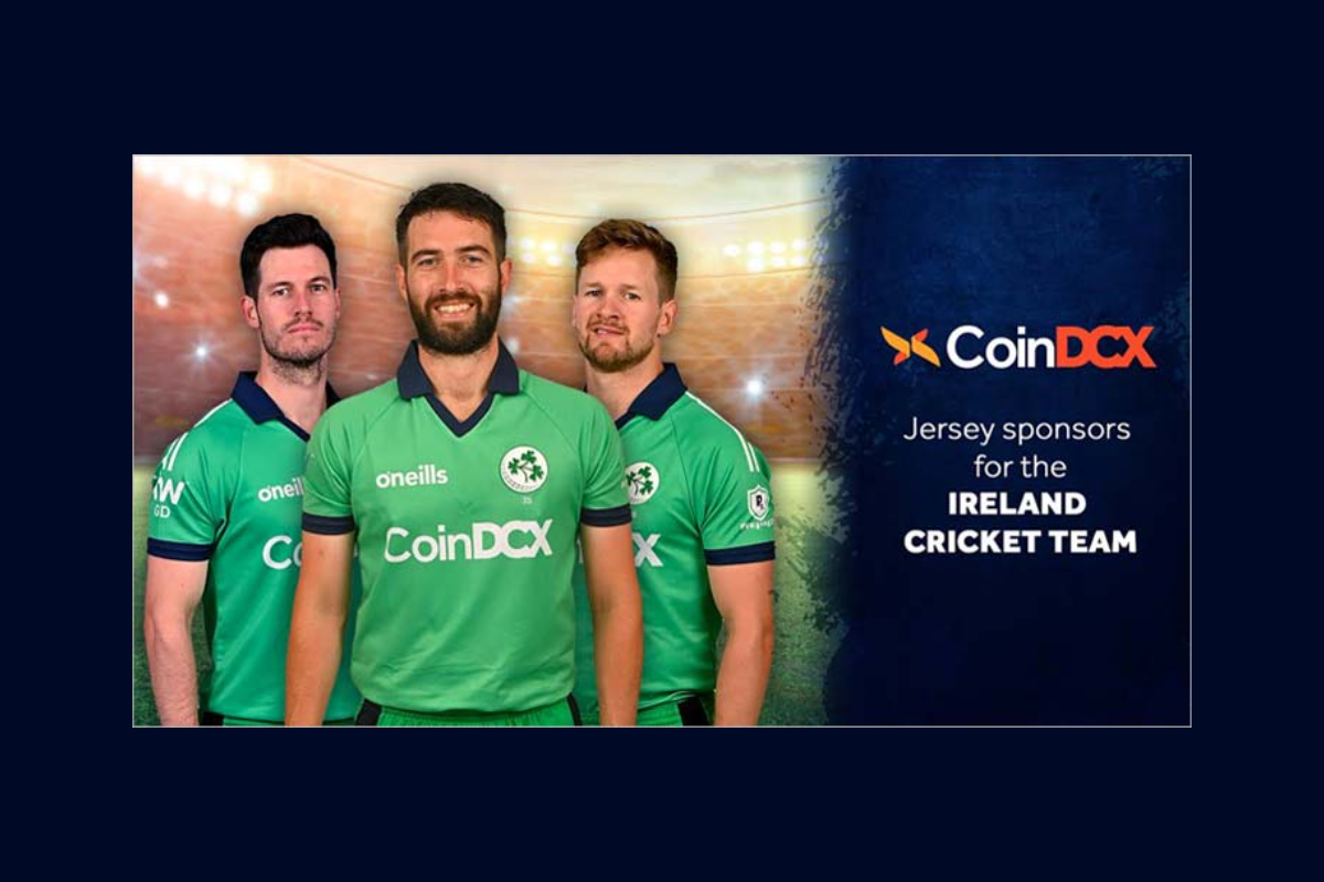 coindcx-becomes-the-official-jersey-sponsor-for-ireland-cricket-team