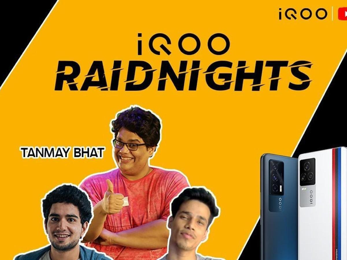 how-iqoo's-hunt-for-india's-next-big-gaming-streamer-became-the-biggest-platform-to-spotlight-upcoming-streamers-across-2.5k+-participating-youtube-channels-and-2m+-live-audiences