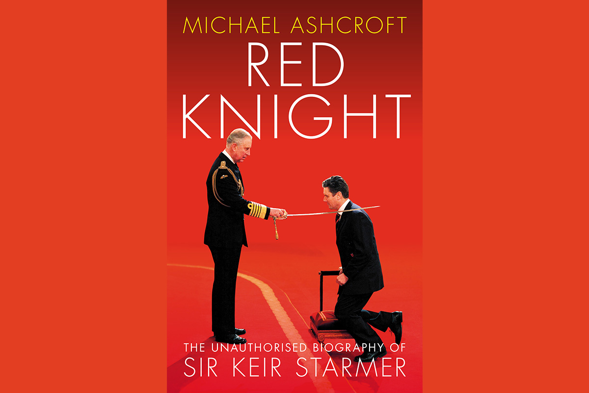 """lord-ashcroft's-new-book,-""""red-knight:-the-unauthorised-biography-of-sir-keir-starmer"""",-is-published-today"""