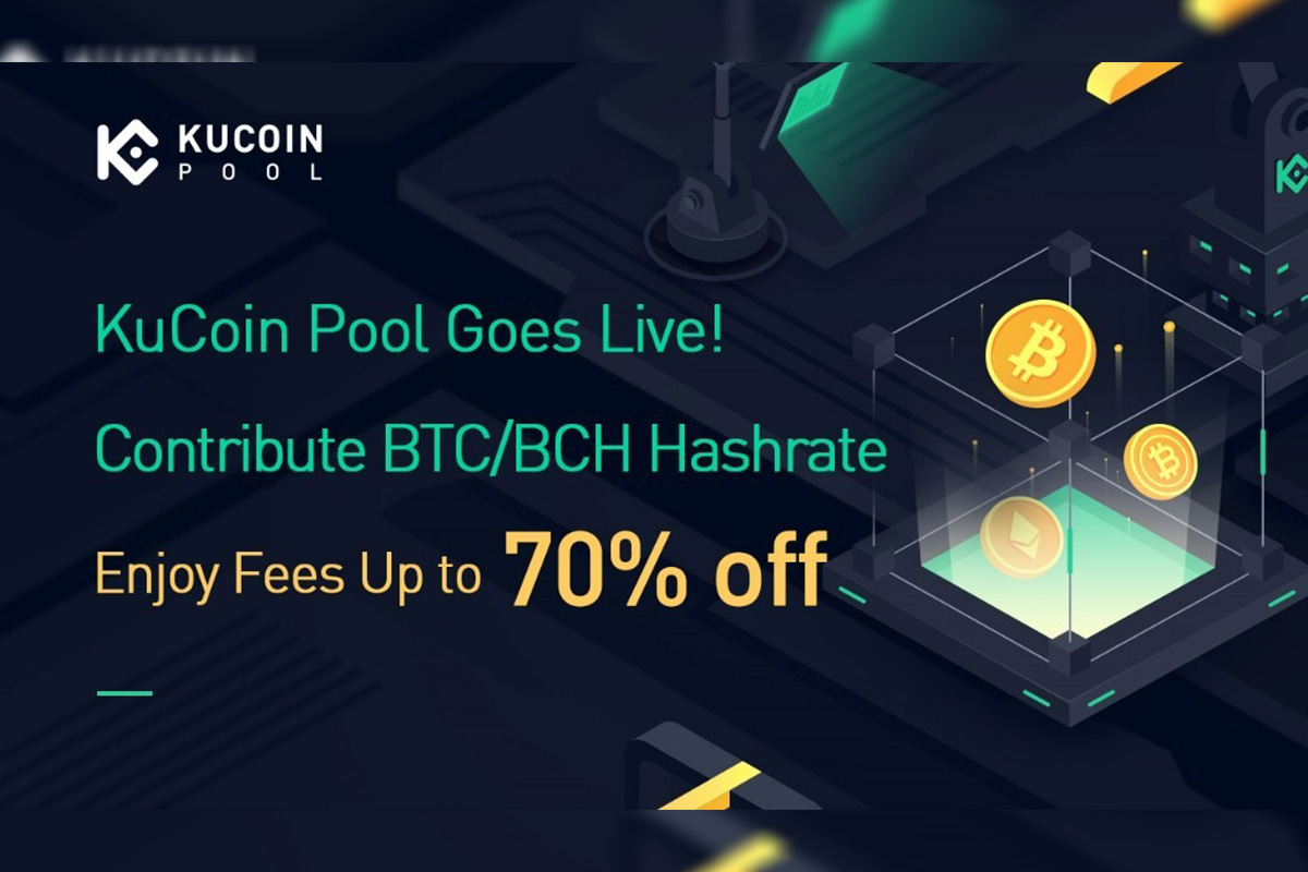 kucoin-pool-brings-efficient-mining-and-lower-fee-to-miners-globally