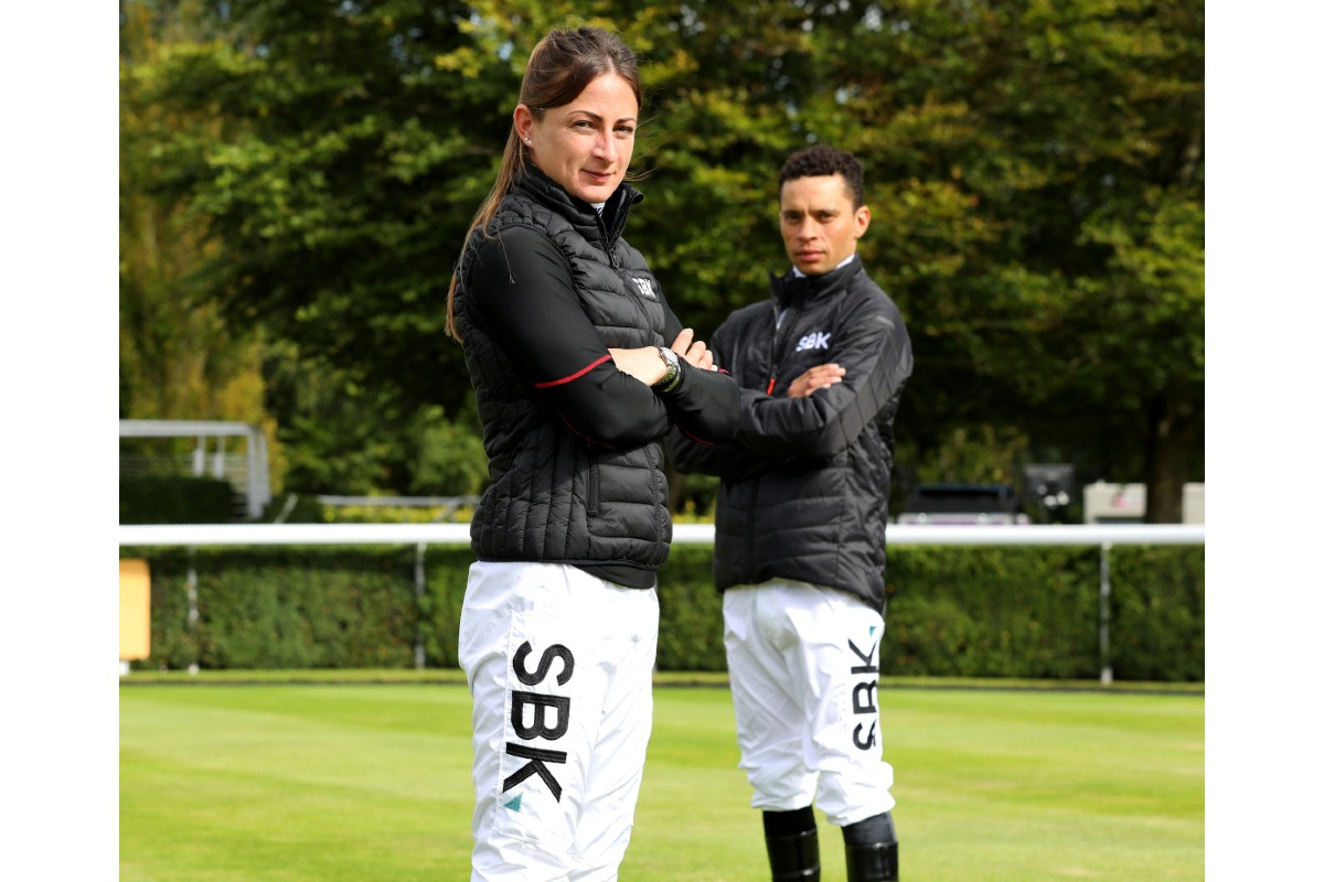 nicola-currie,-sean-levey-join-sbk-as-brand-ambassadors