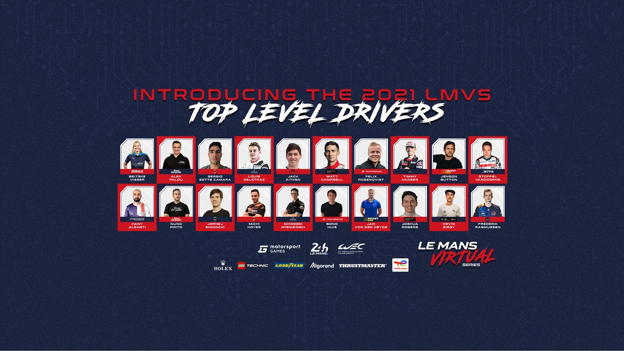 le-mans-virtual-series-–-joint-venture-between-motorsport-games-and-automobile-club-de-l'ouest-–-reveals-full-driver-entry-list-for-the-2021-22-season