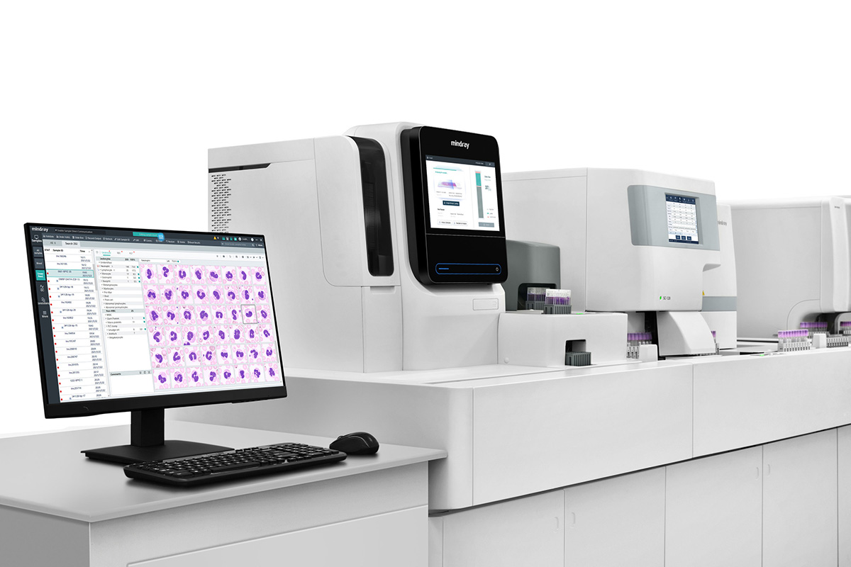 mindray-launches-new-mc-80-automated-digital-cell-morphology-analyzer,-taking-morphology-analysis-to-the-next-level