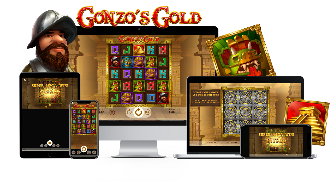 netent-unveils-gonzo's-gold,-the-latest-addition-in-its-gonzo-series
