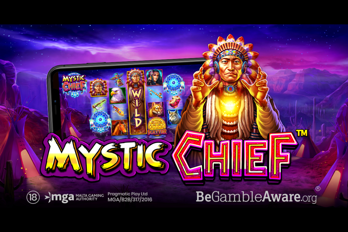 pragmatic-play-saddles-up-for-an-adventure-in-mystic-chief