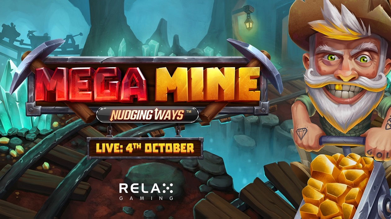 relax-gaming-strikes-gold-with-new-feature-in-mega-mine:-nudging-ways
