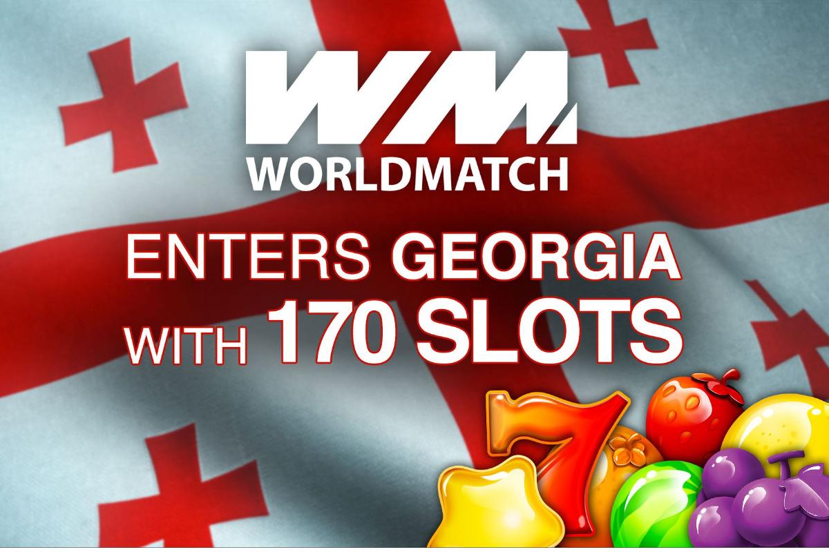 worldmatch-enters-georgia-with-170-slots