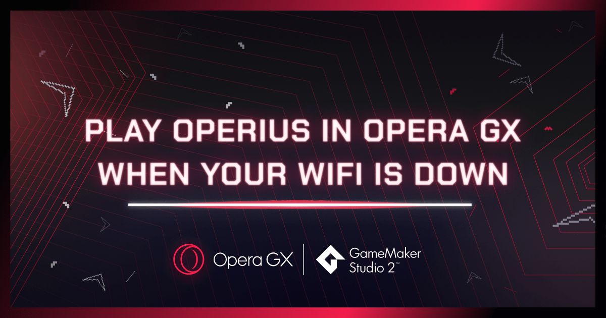 opera-gx-blasts-off-with-operius,-the-new-arcade-space-shooter-to-play-in-the-browser-when-your-wifi-is-gone